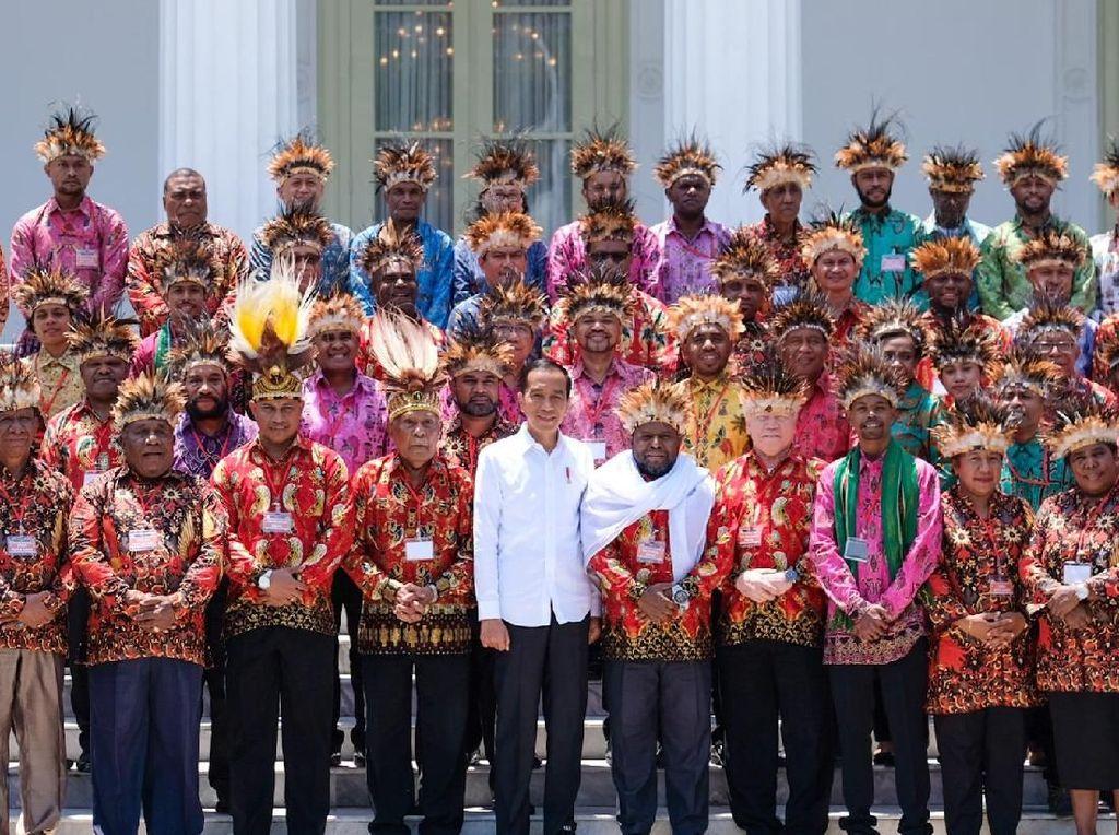 Lahan Istana Kepresidenan di Papua Segera Disertifikatkan