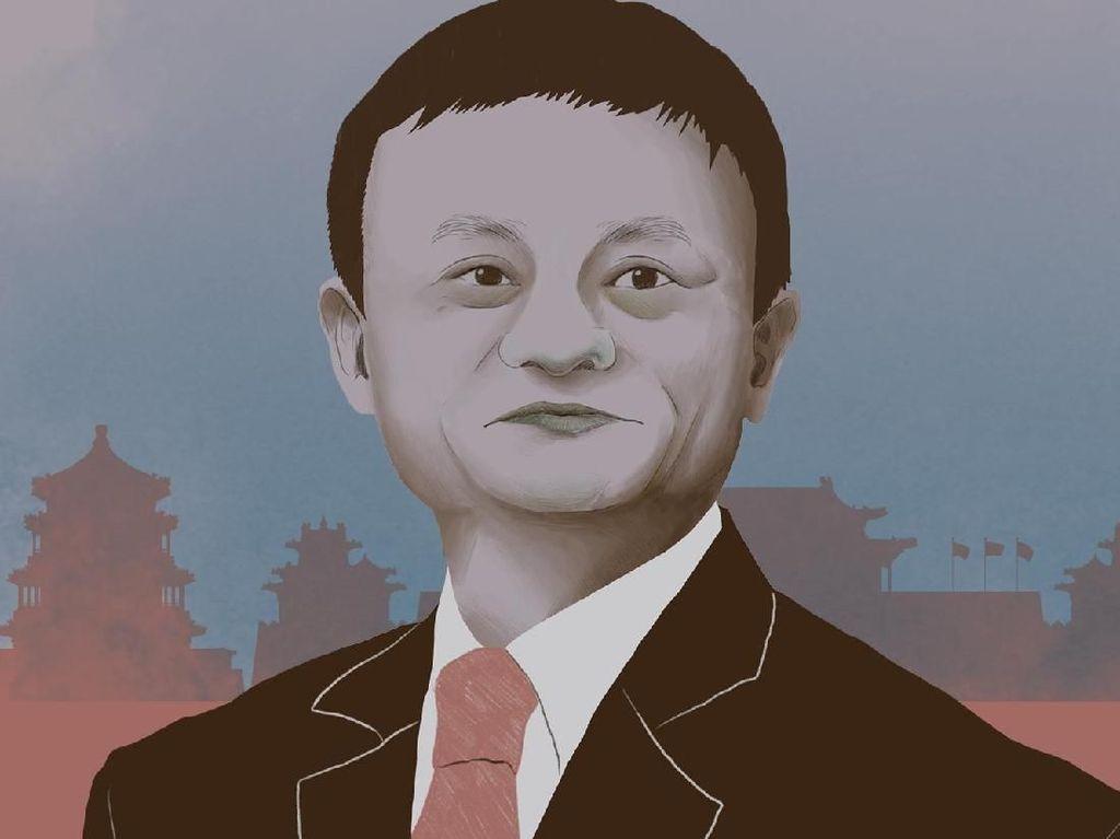 Biografi Jack Ma, Pensiunan Alibaba Berharta Rp 534 T