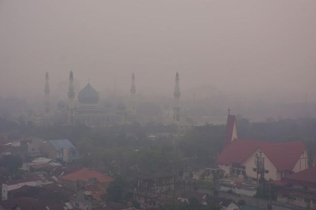 Wings Air Batalkan Belasan Penerbangan Akibat Kabut Asap di Kalimantan