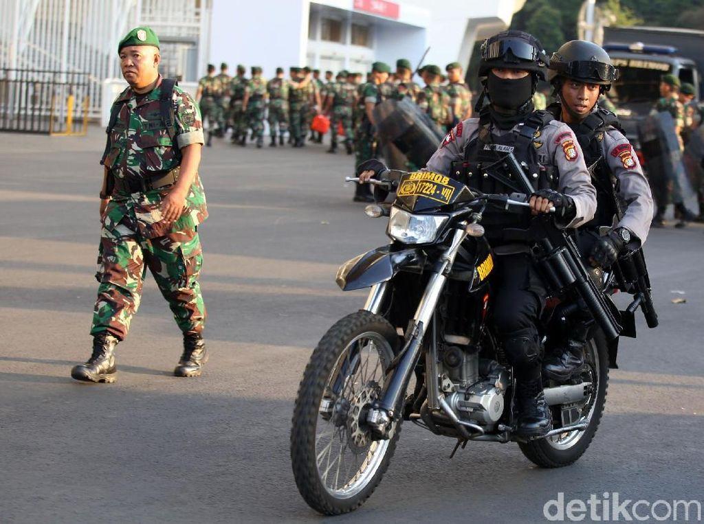 Siap-siap, 25 Ribu TNI/Polri akan Pindah ke Ibu Kota Baru