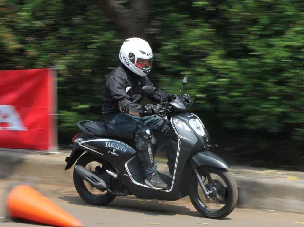 Honda Genio Usung Teknologi Rangka eSAF
