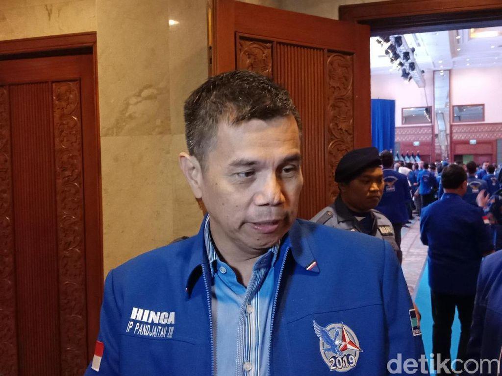 Hinca: SBY Minta Kader PD Pastikan Pemerintahan Jadi Lebih Baik