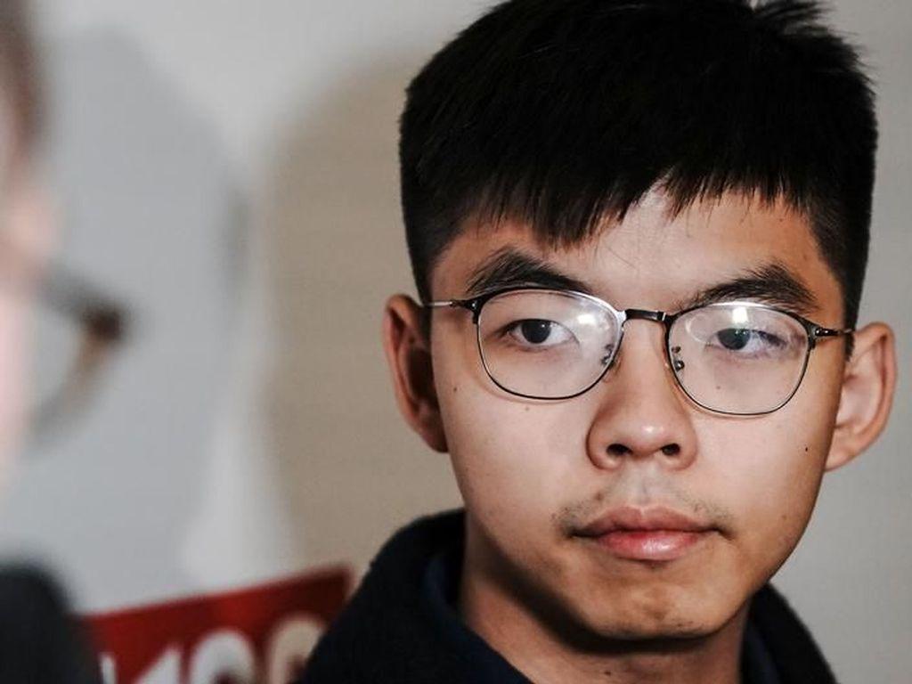 Joshua Wong Ngotot Maju ke Pemilihan Legislatif Hong Kong