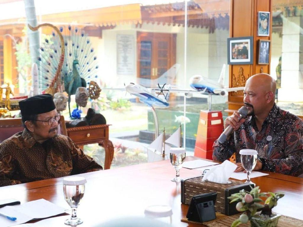 Kepala BPPT Doakan BJ Habibie Eyang Intelektual Segera Pulih