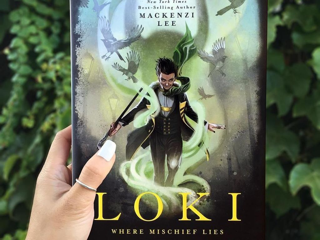 Sihir Asgardian Ada di Novel Loki