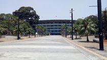 Kawasan GBK Tetap Dibuka Walau PSBB di Jakarta Diperketat