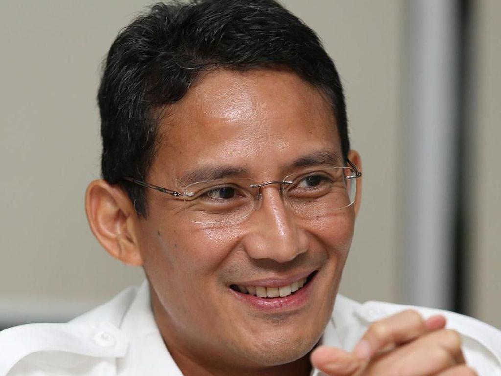 Dear Sandiaga Uno, Mungkin Minat Coba Profesi Zaman Now Ini