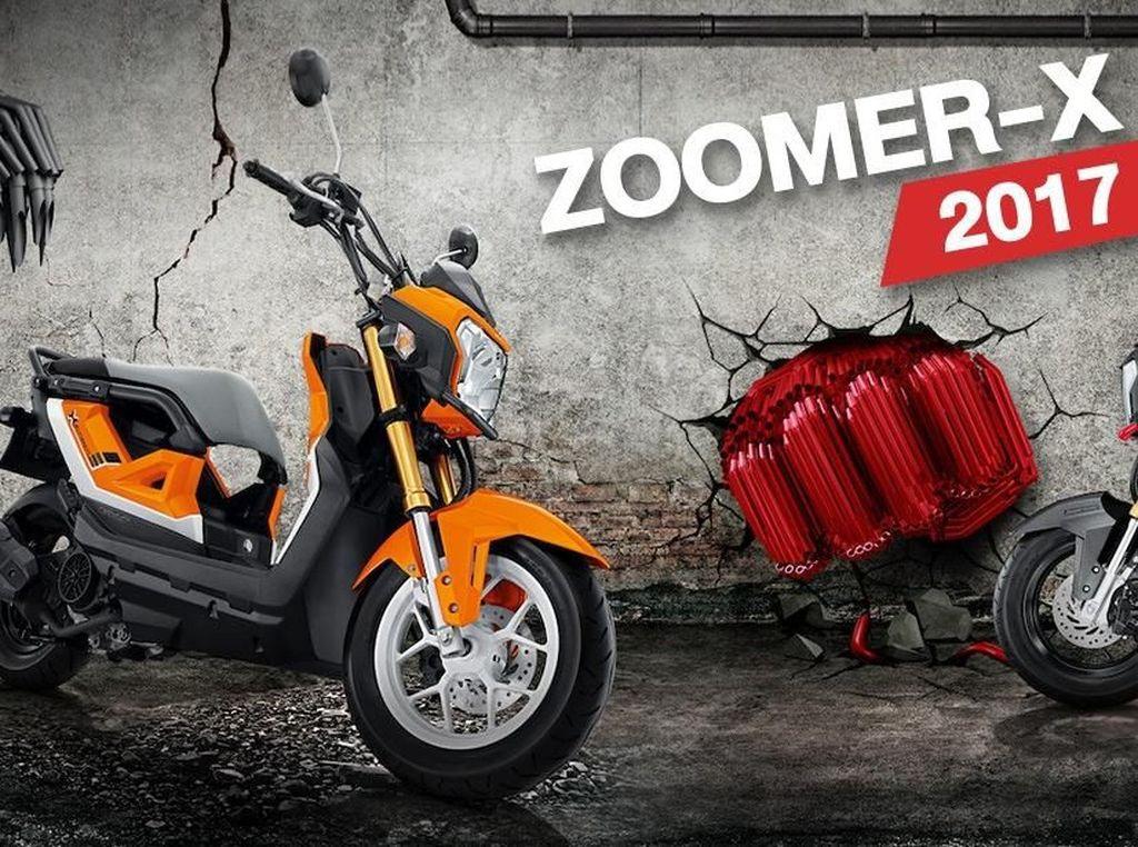 Honda Zoomer Muncul di NJKB, Siap Dijual di Indonesia?