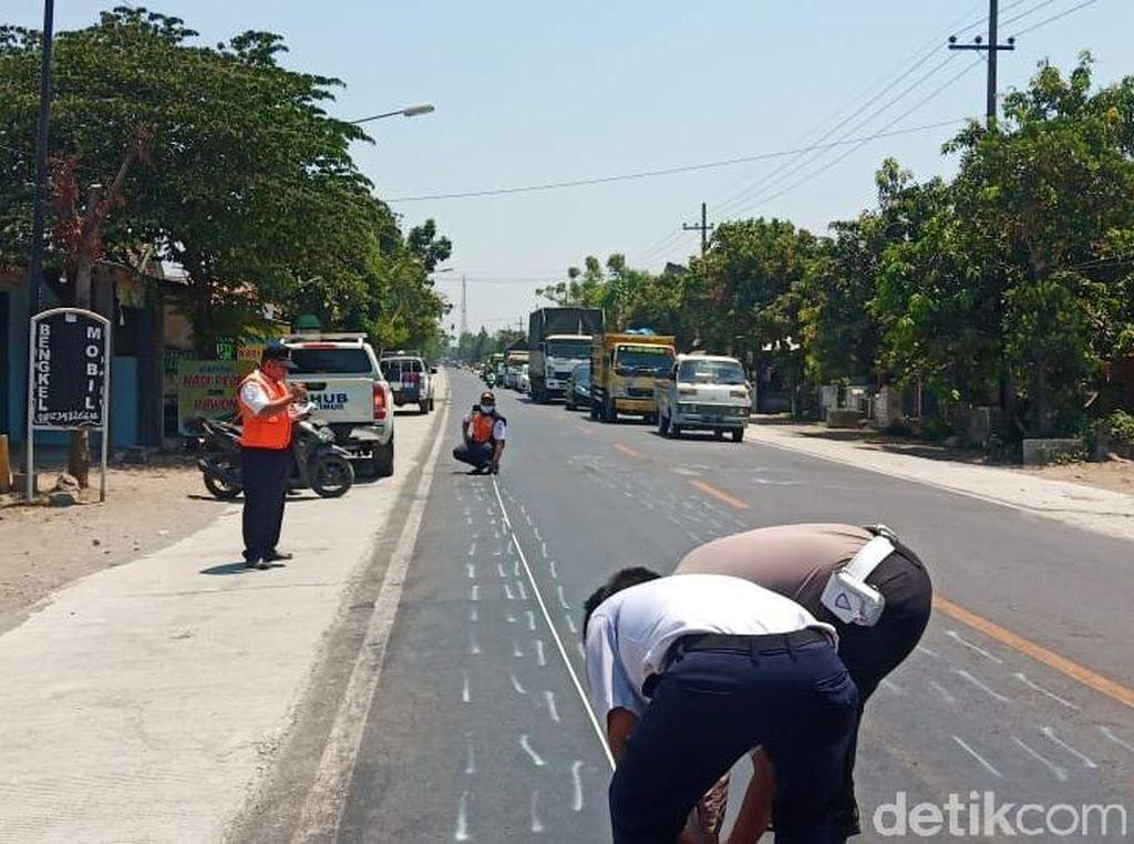 Firasat Warga Sebelum Kecelakaan di Nganjuk yang Tewaskan 3 Orang