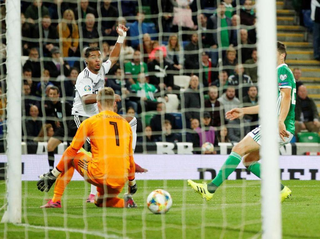 Hasil Kualifikasi Piala Eropa: Jerman Menang 2-0 atas Irlandia Utara