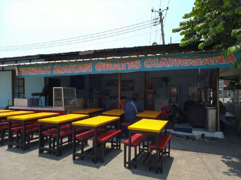 Perampok di RM Gratis untuk Duafa di Bogor Sempat Dikira Mau Minta Makan
