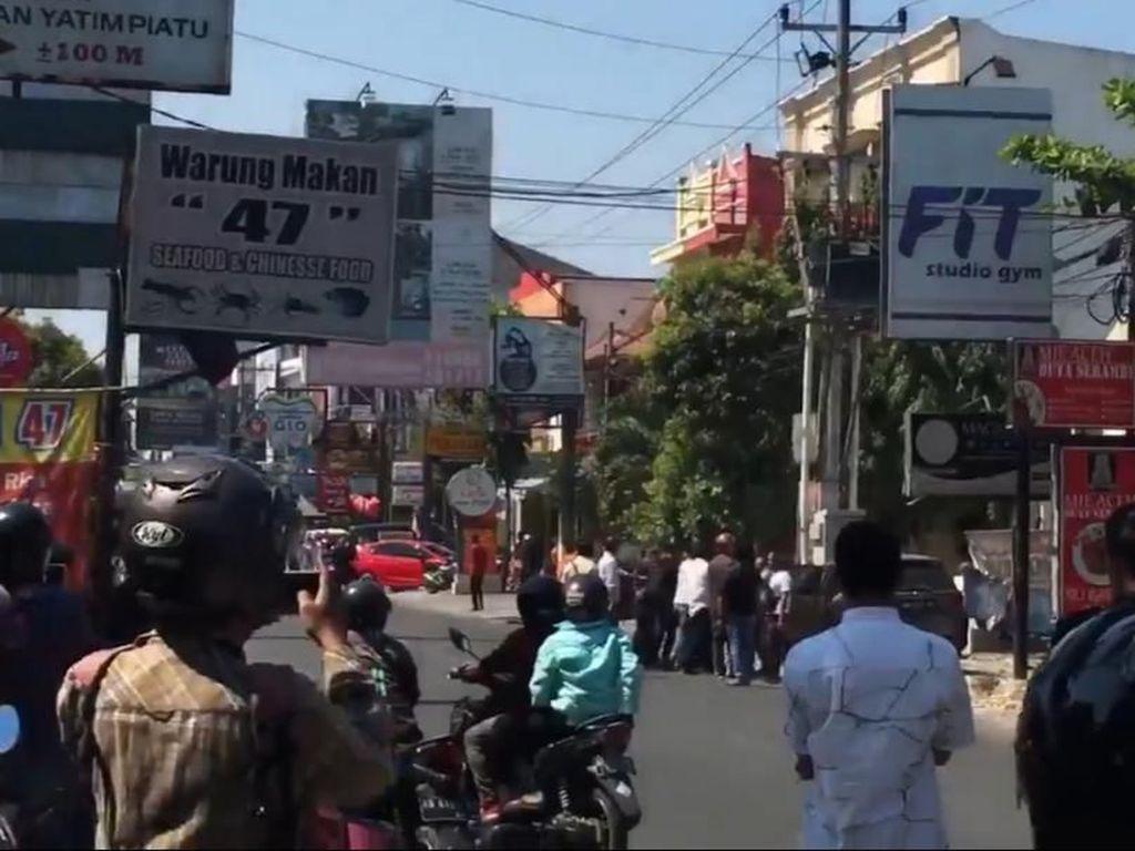 Viral Video Diduga Baku Tembak di Sleman, Ini Kata Polisi