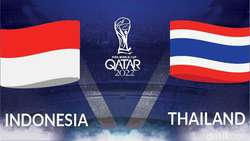 Live Report: Indonesia Vs Thailand