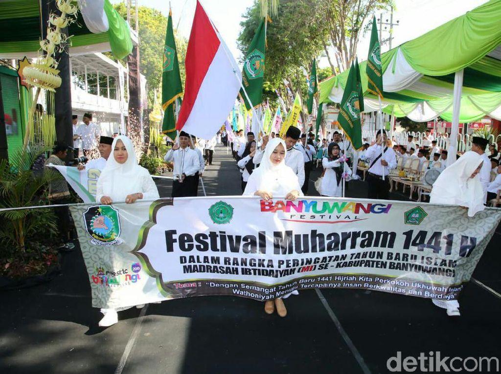 Peringati Tahun Baru Islam, Banyuwangi Kembali Gelar Festival Muharam