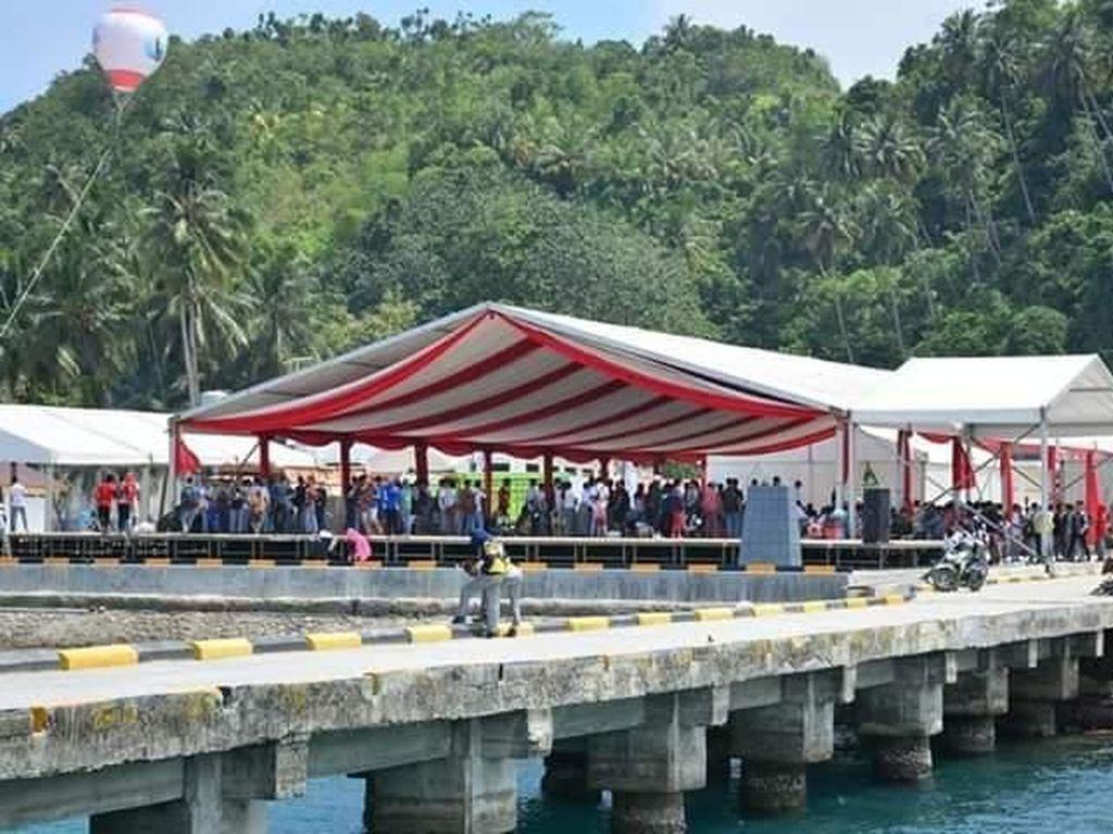Dongkrak Jumlah Wisatawan, Puncak Sail Nias 2019 Bakal Spektakuler