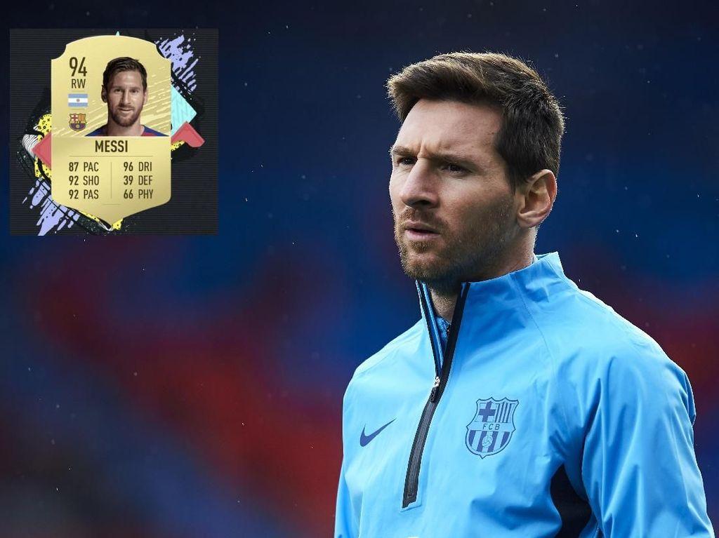10 Pemain Terbaik di FIFA 20