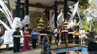HUT Gong Perdamaian Dunia di Ciamis Makara Daya Tarik Wisatawan
