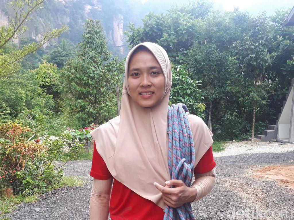 Main Film 6,9 Detik, Aries Susanti Masih Prioritaskan Karier Olahraga
