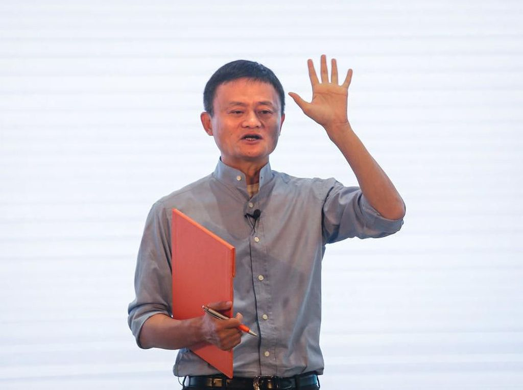 Jack Ma Berkisah Betapa Berat Tahun 2019