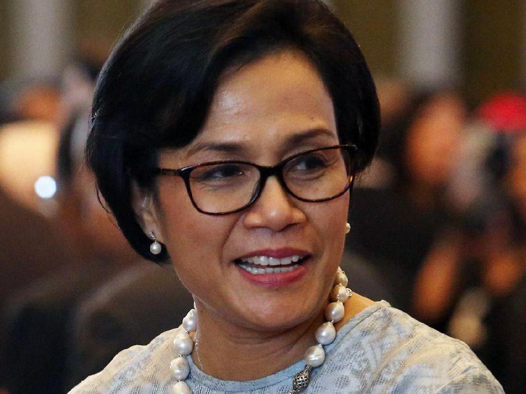 Pidato Lengkap Sri Mulyani Soal Pengkhianat Negara