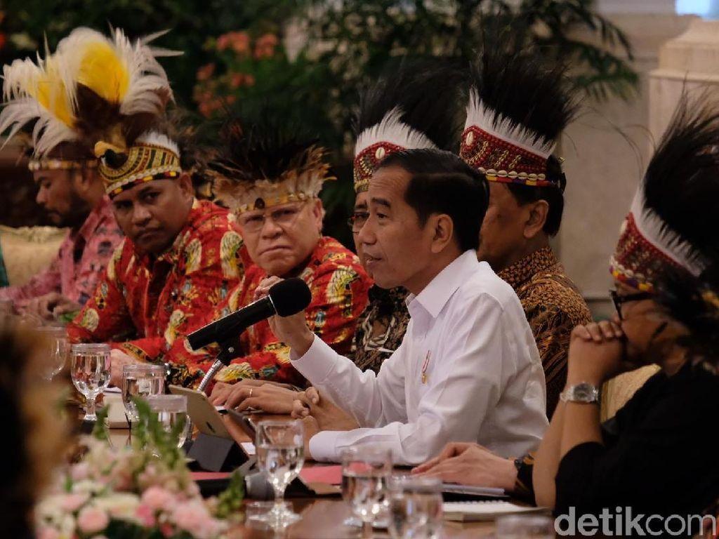 Jokowi ke Papua Lagi Paling Telat Oktober, Resmikan Jembatan Holtekamp