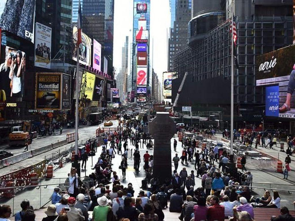 Foto Kota-kota Terpopuler Sedunia 2019