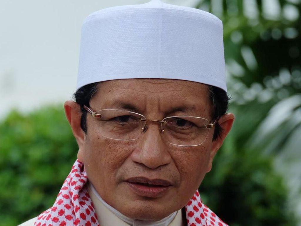 Imam Besar Istiqlal: Selawat Bagian Tak Terpisahkan dari Khotbah Jumat