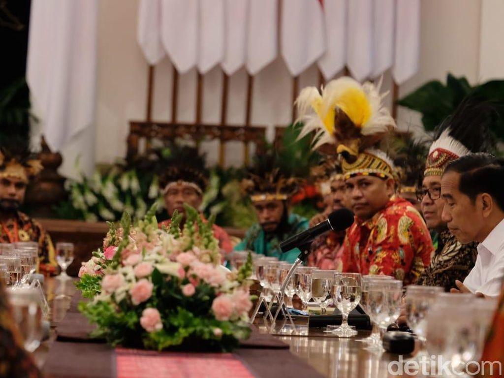 Aspirasi Tokoh Papua: Pak Jokowi, Generasi Muda Kami Jangan Dihukum