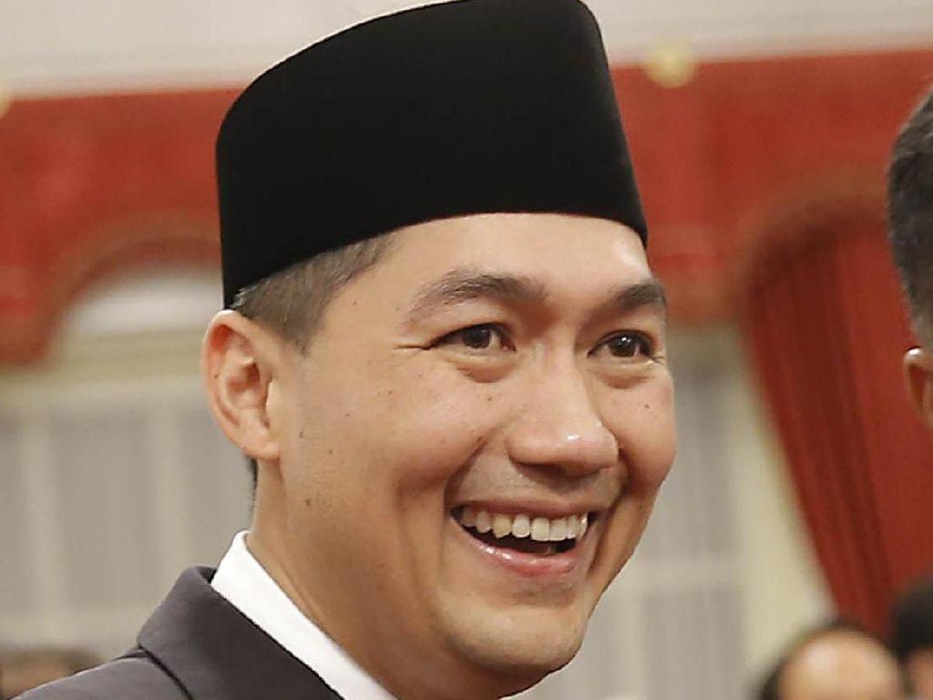 Jokowi Tunjuk Muhammad Lutfi Jadi Mendag