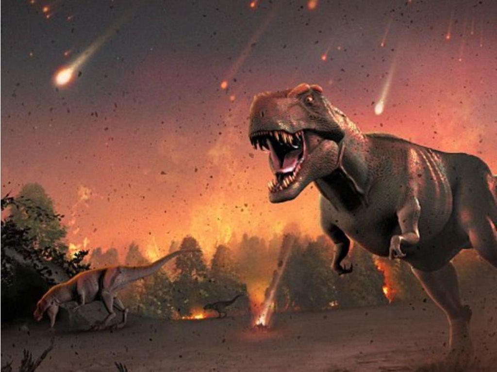 Jupiter Disebut Penyebab Ada Asteroid yang Musnahkan Dinosaurus