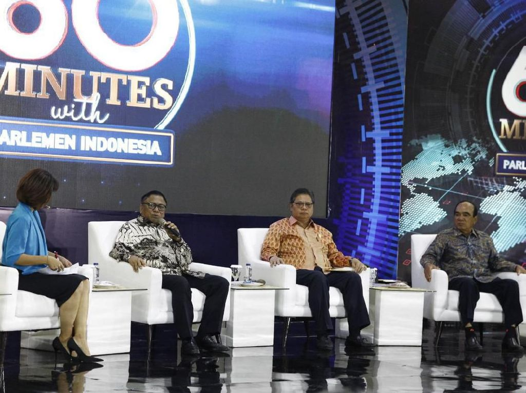 Refleksi 5 Tahun DPD RI, OSO: Kami Ada untuk Daerah