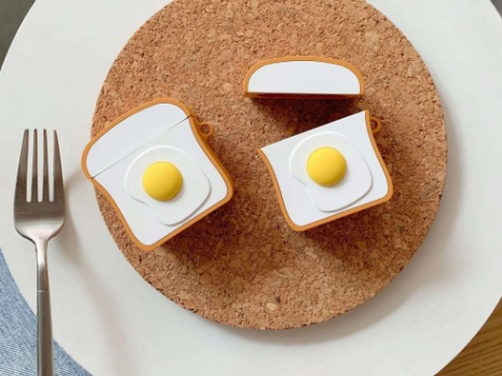 Lucu Banget! 10 Case Airpod Ini Berbentuk Makanan dan Minuman