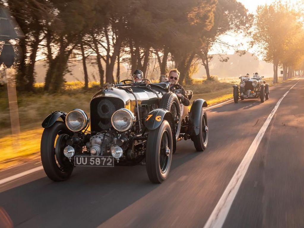 Bakal Rebutan! Mobil Klasik Bentley Ini Siap Diproduksi Lagi