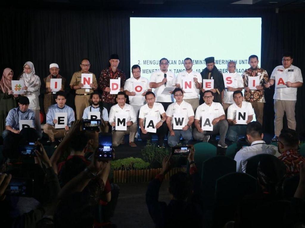 ACT Inisiasi Gerakan Nasional #IndonesiaDermawan
