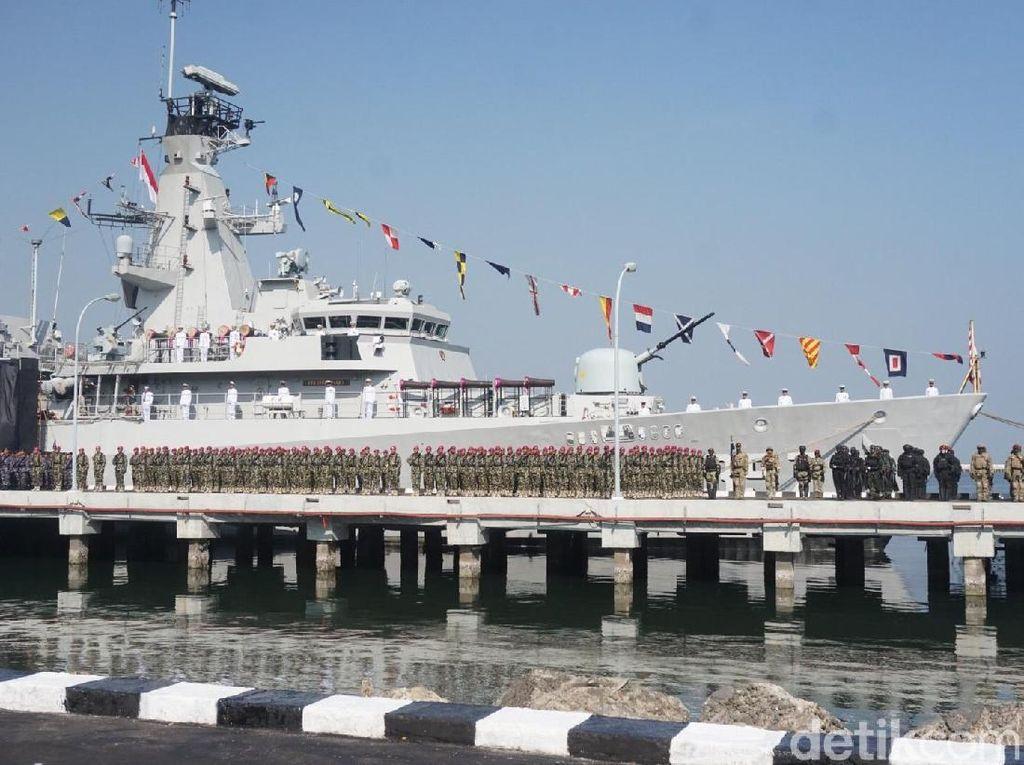 HUT Ke-74, TNI AL Akan Terus Tingkatkan SDM untuk Indonesia Maju