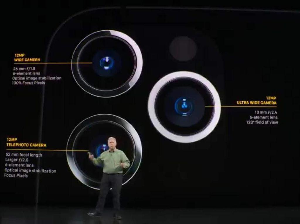 Kamera iPhone 11 Dibilang Usang?