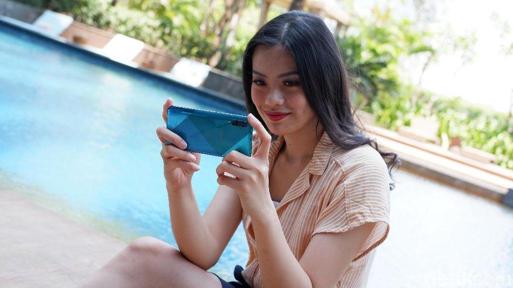 Unboxing Galaxy A50s, Ponsel Tiga Kamera & NFC Rp 4 Jutaan