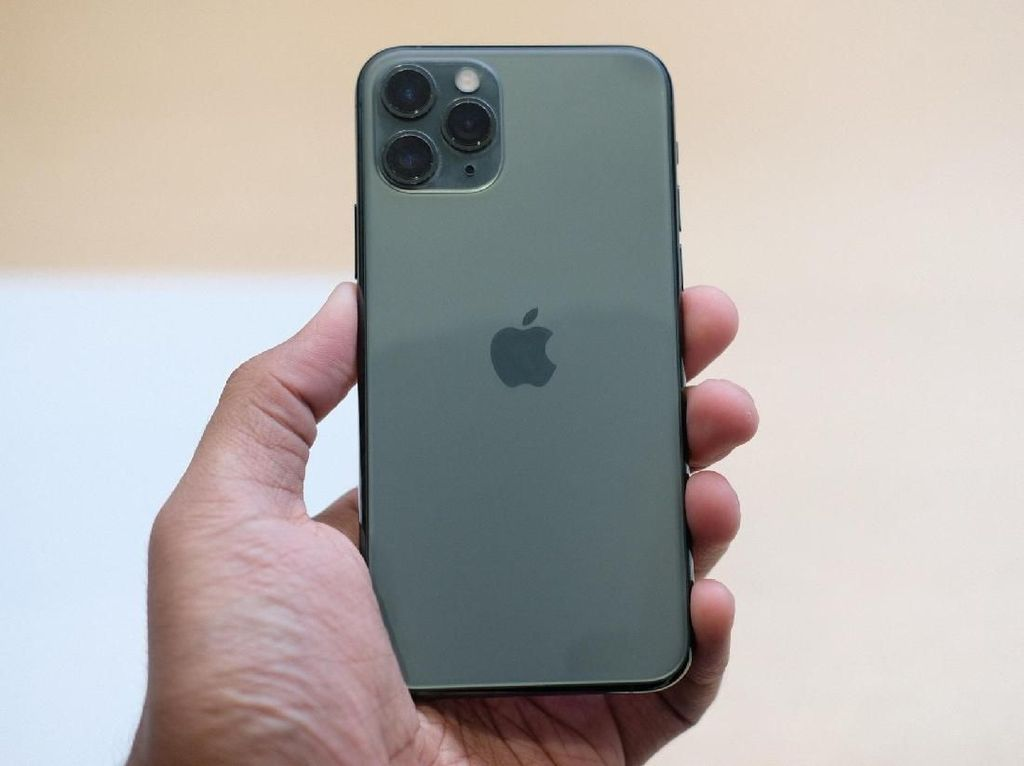 Menggodanya iPhone 11 Pro & iPhone 11 Pro Max Midnight Green