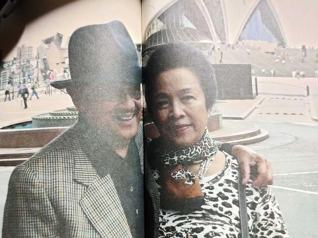 Maia: BJ Habibie Bertemu Mahacinta & Ibu Ainun, Berbahagialah di Surga