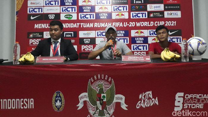 Timnas Indonesia U-19 kalahkan Iran U-19 1-0. (Foto: Pradito Rida Pertana/detikcom)