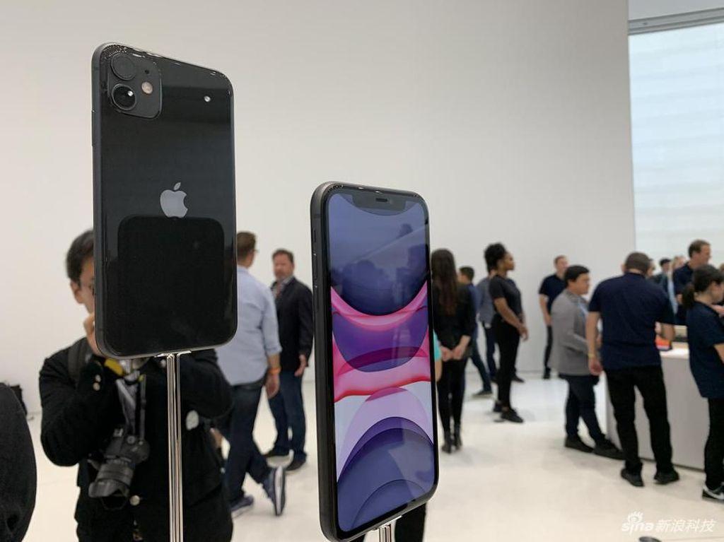Celah iOS 13 Bikin iPhone 11 dan 11 Pro Rentan