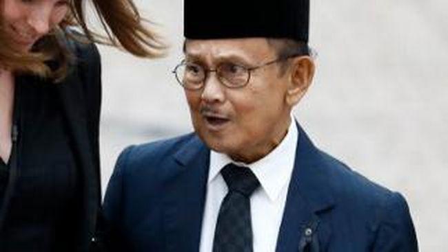 Fahri Hamzah Kenang Saat Habibie Menolak Jadi Presiden Lagi