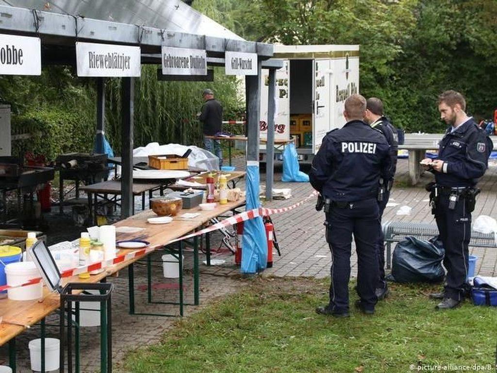 Panci Goreng Meledak di Jerman, Satu Orang Tewas