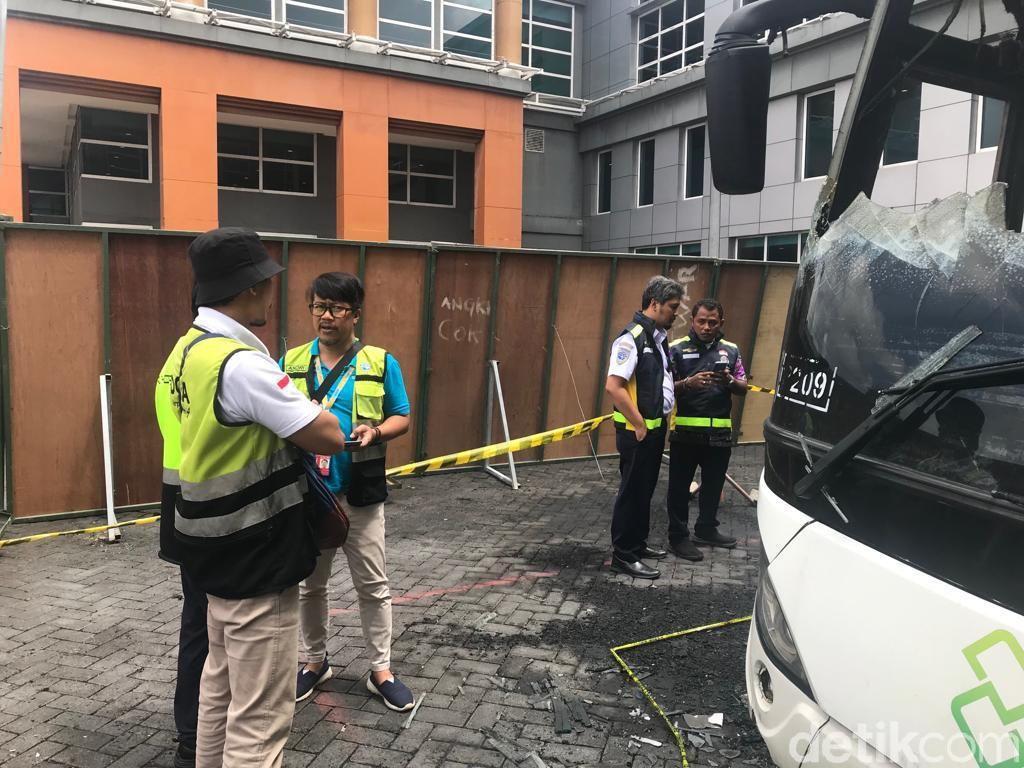 Ini Hasil Investigasi Kebakaran Bus di Bandara Ngurah Rai Bali