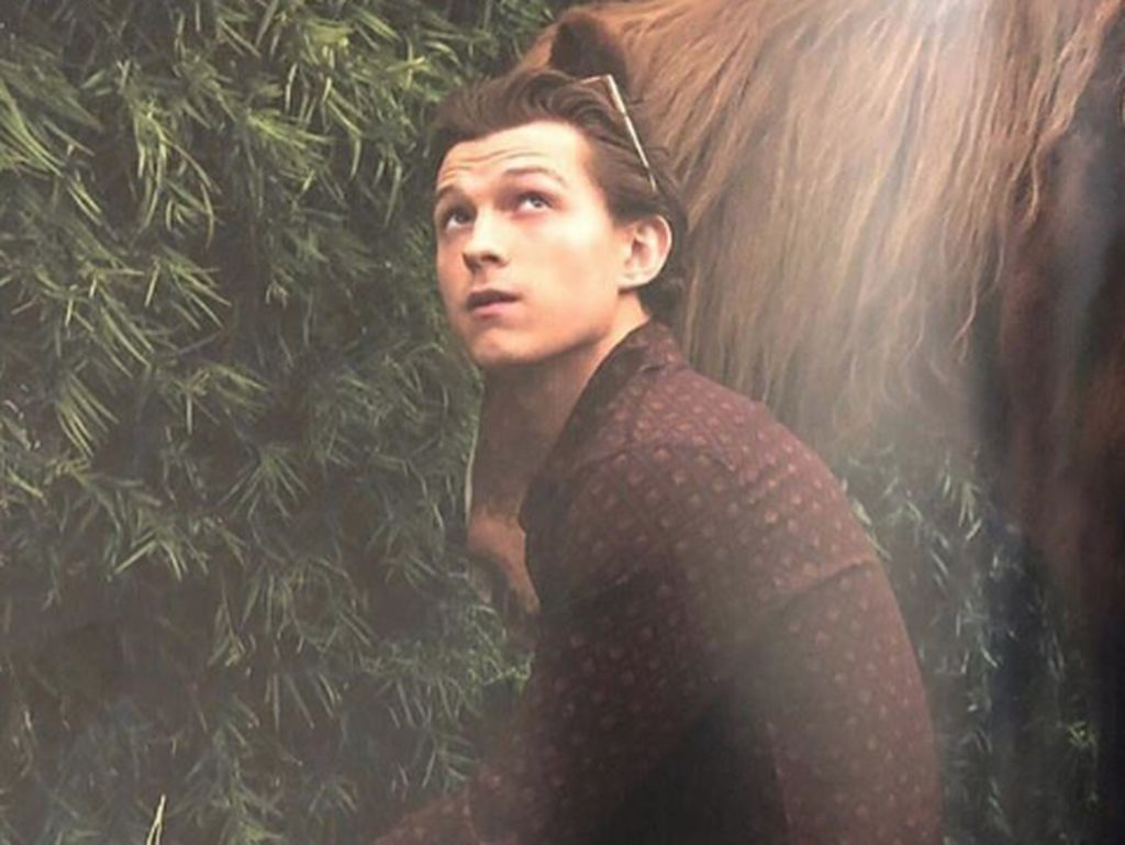 Tom Holland Tiba-tiba Disebut Ayah Bayi Nicki Minaj