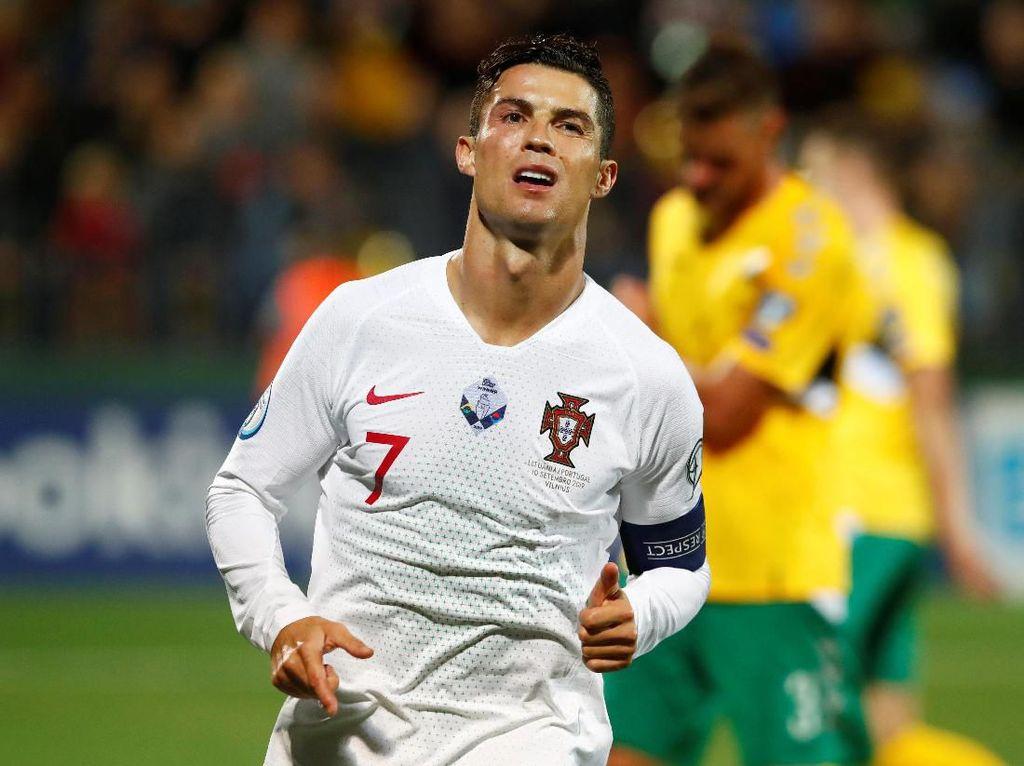 Tak Terbantahkan, Ronaldo Pemain Terbaik Dunia