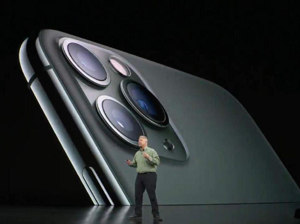 iPhone 11 Pro dan iPhone 11 Pro Max  Resmi Dirilis