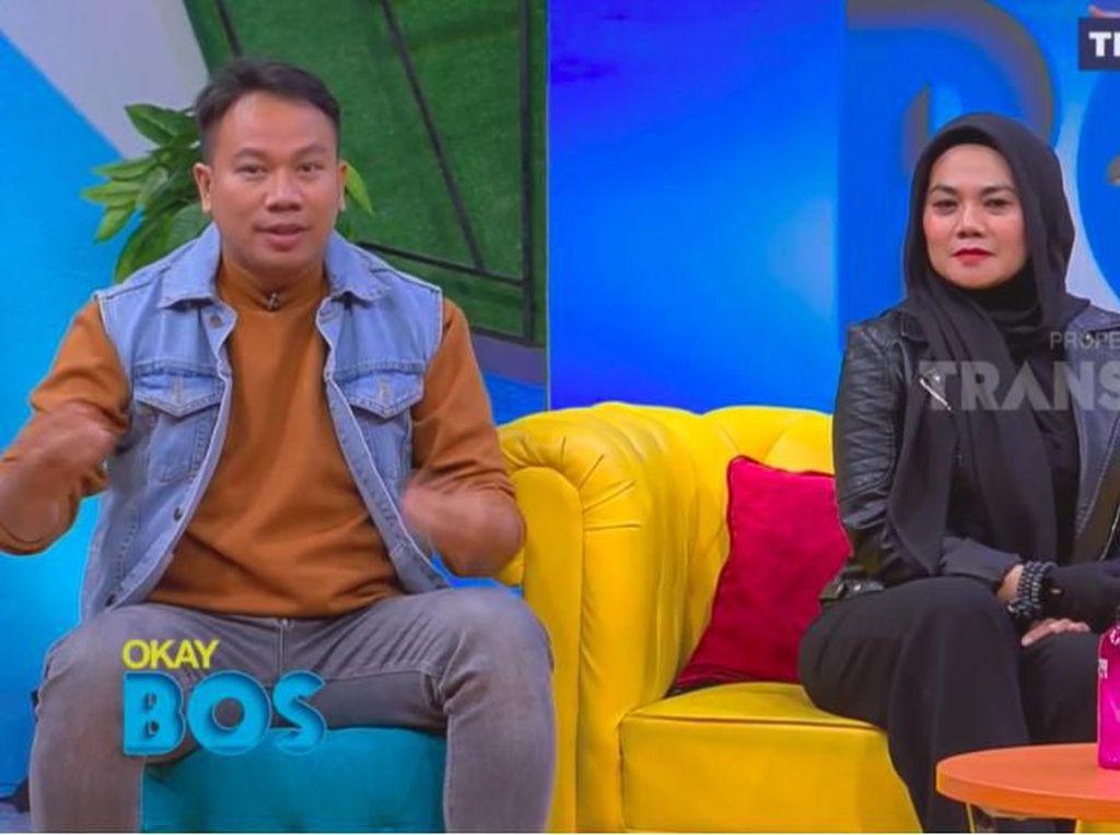 Vicky Prasetyo Ingin Jadi Ayah Shafa Harris, Sarita: Bukan Selera Saya!