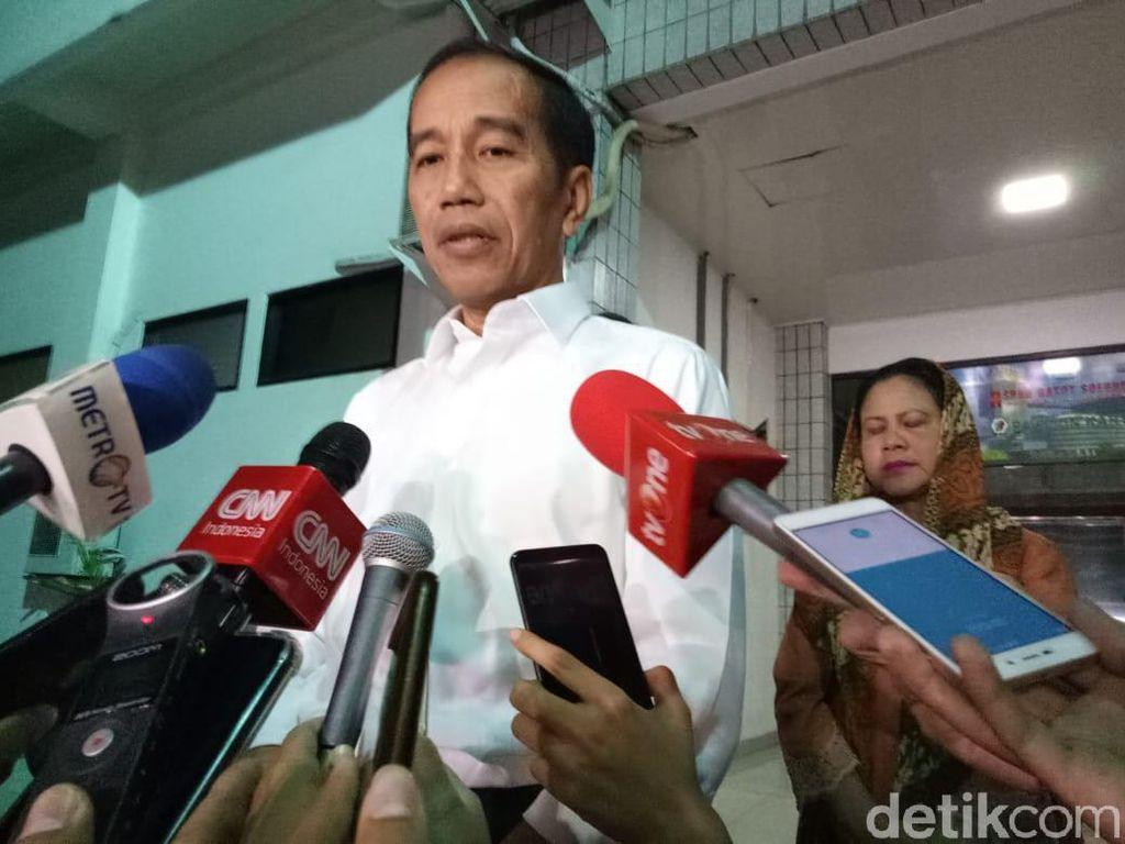 Jokowi Sampaikan Duka Mendalam Atas Wafatnya BJ Habibie
