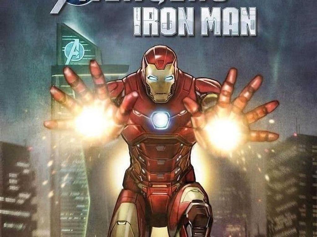 Marvel Siapkan Kisah Epik Avengers: Iron Man